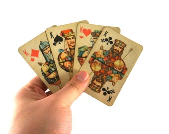 Playing Cards, Deck Of 36 Cards, Cards, Playing Card, Vintage Cards, Poker Cards, Playing Cards Deck, Playing Card Deck, Game Cards
