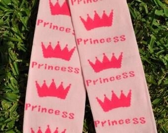 Princess Leg Warmers- Customize Available