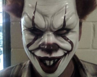 New Pennywise Halloween 2017 Clown Mask