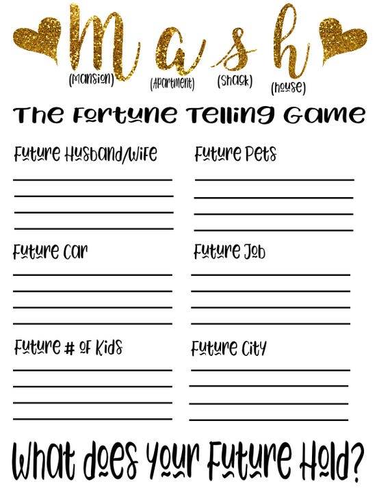 Impertinent image within mash game printable