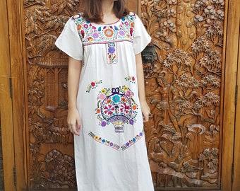 Mexican Boho Dress