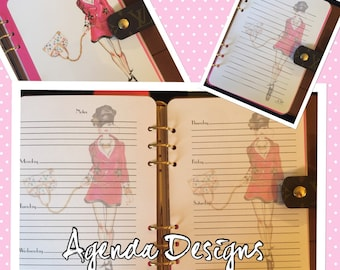 Diva Chain paper Inserts MO2P WO2P Notes