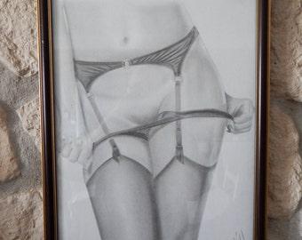 Panties off