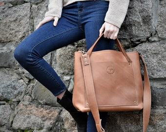 No. 20 Natural Hand/Shoulder Bag