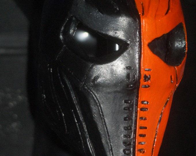 Deathstroke Latex Rubber Deluxe Mask