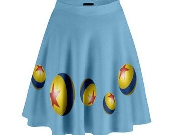 Pixar Skirt //  Toy Story Land // Disney Skirt // Disneyland // Walt Disney World // Luxo Ball // Pixar skirt