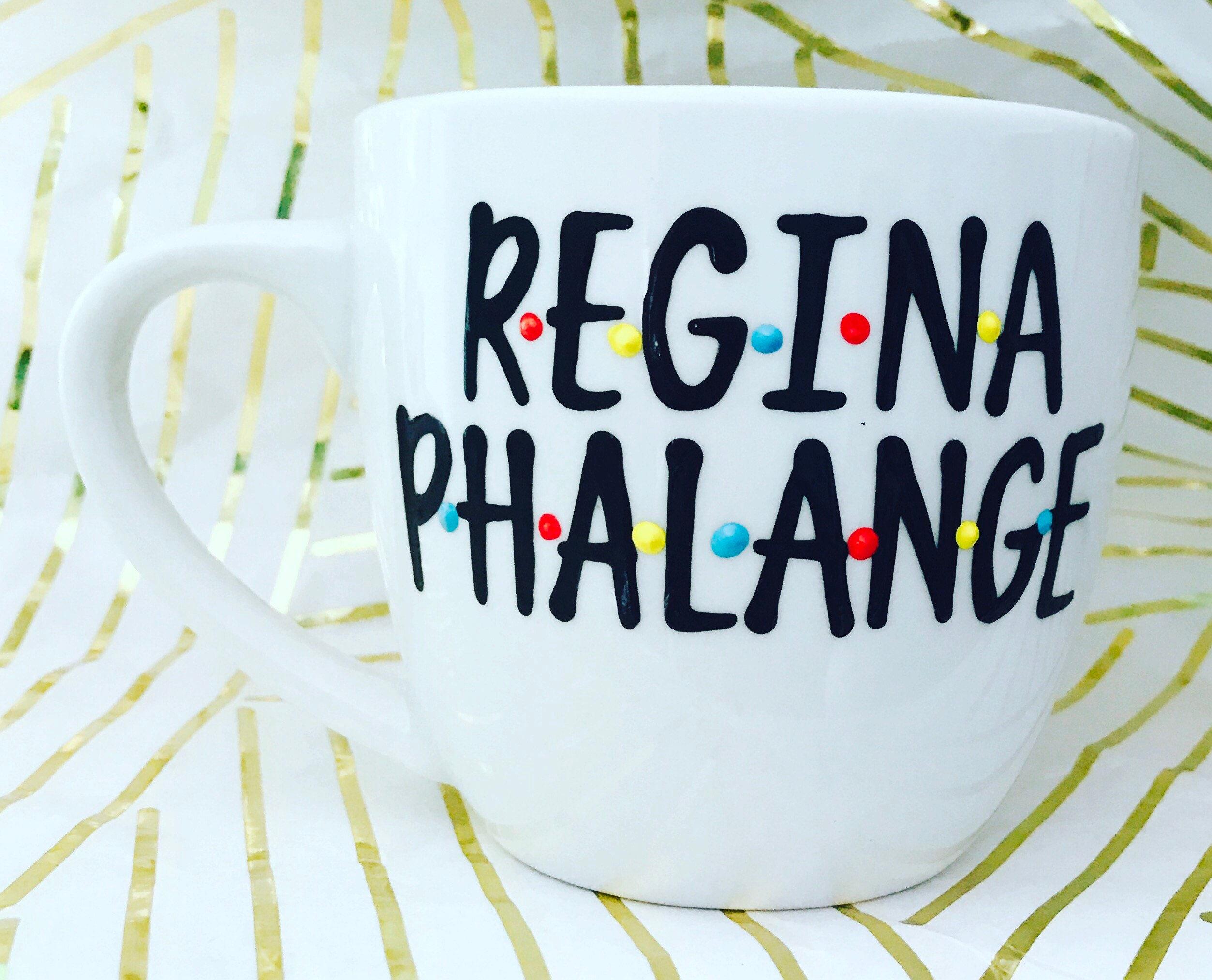 Friends Regina Phalange Crap Bag Princess Consuela