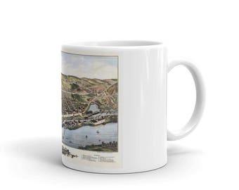 Tasse de café thé Conn Windsort serrures