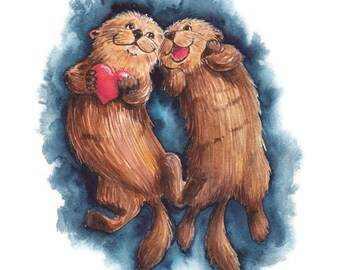 You are my otter half
