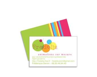 bespoke design cards