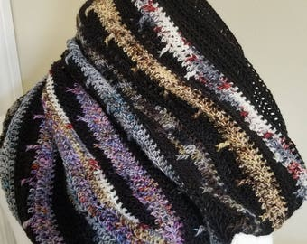 For the Love of Brianna Crochet Cowl ***PATTERN ONLY***