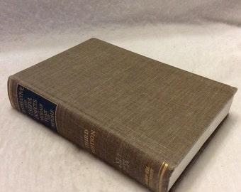 1956-destruktiv und nützliche Insekten auf Buch verweisen. Frei Schiff in USA