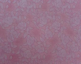Per Yard, Dancing Romance Fabric Roses From SPX