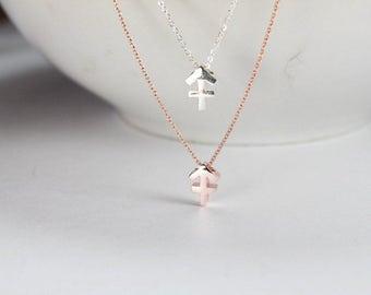Sagittarius Zodiac Sign Necklace,December Birthday Gift Necklace, Rose gold Sagittarius Zodiac Sign Necklace Horoscope Jewelry Astrology