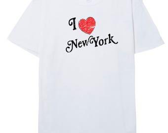 I love New York Tee, NYC tee, NY shirt, New York,