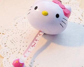 Hello Kitty 100 cm tape measure