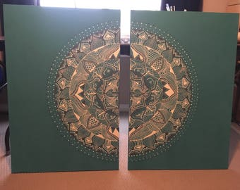 Made to order - mandala painting