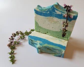 Mother Island Soap - Artisan Soap - Gift - Island Coconut