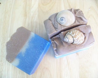 Ocean Summer Organic Cold Process Soap