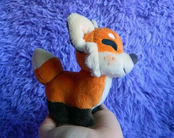 Made to Order Chibi Fox Plush