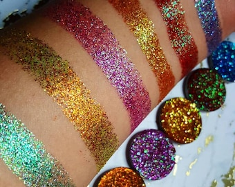 JUICY ACID COLLECTION pressed glitter