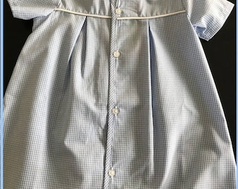 Infant Boys Daygown