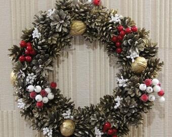 Christmas wreath Mini