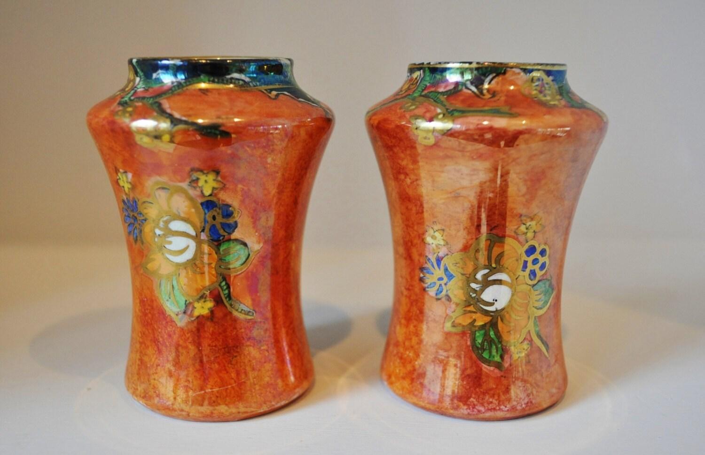 Vintage royal winton grimwades byzanta ware lustre vases art zoom reviewsmspy