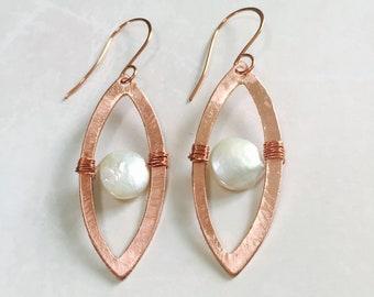 God's Eye Earrings Cherokee Tsalagi Made