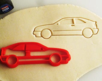 VW Volkswagen Corrado Cookie Cutter
