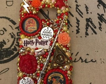 Gryffindor Harry Potter iPhone Samsung phone case