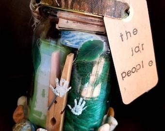 Camping Jar