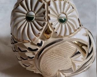 Silver Anniversary Snowy Owl