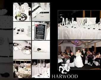 Wedding Reception I Spy Photo Hunt Game