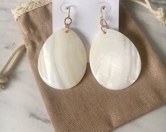Marble Earrings