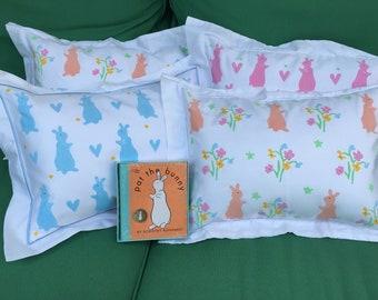 Pat the Bunny Pillow & Book!