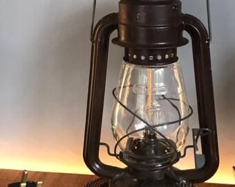 Vintage lamp RustyLee
