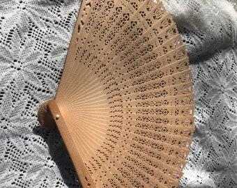 Delicate Lady's Fan