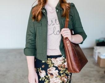 Womens Floral  Maxi Skirt