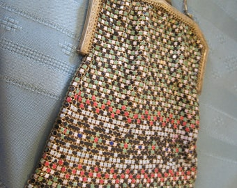 Antique Art Deco Mesh Purse