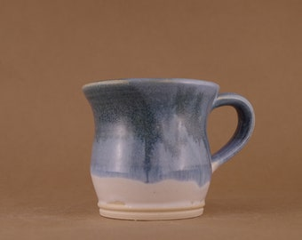 Wheel thrown Stoneware Mug