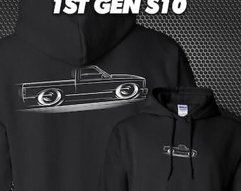 1982-1993 1st Gen S10 Truck HOODIE Chevy GMC