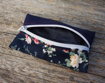 The wallet - Navy Blue