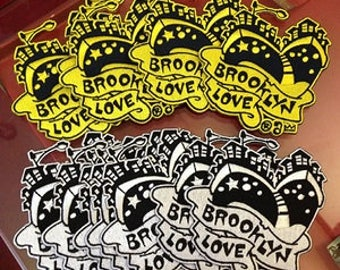 Brooklyn Love® Patch