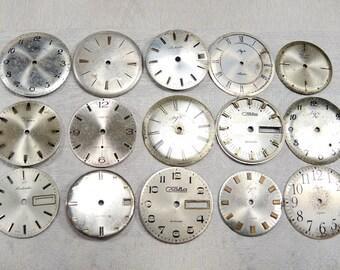 Big Watch Faces - set of 15 - c54