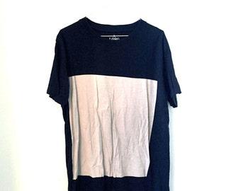 LONG London square t-shirt