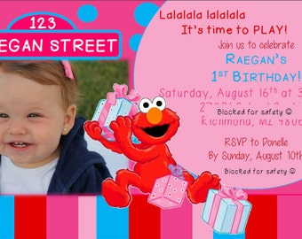 Kids' Birthday Party Invitations-Click for more!