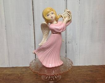 Vintage Angel in Pink