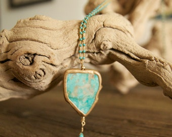 Sleeping Beauty Turquoise Layered and Long Collection/ Boho Summer Jewelry/ Layered and Long Jewelry/ Turquoise Layered and Long Ideas