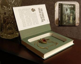 Hollow Book Safe - The Stories of Edgar Allan Poe - Secret Book Safe
